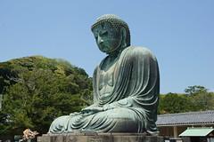 jap.2254 (Peter Hessel) Tags: 1a amida amitabha buddha buddhist buddhisttemple daibutsu geo:lat=3531674632 geo:lon=13953584092 geotagged hase japan jpn kamakura kanagawaken kotokuin statue thegreatbuddhaofkamakura temple