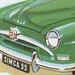 Simca Aronde (1955)