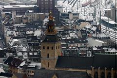 Ursulakirche - Köln (CGilles7) Tags: winter snow hiver cologne köln laneige ursulakirche derschnee gilles7