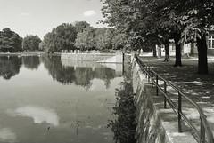 Stadspark   Groningen (frata60) Tags: blackandwhite bw netherlands nikon zwartwit nederland groningen nikkor stad stadspark zw nederlandvandaag