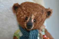 Gorgeous Brown (mekare_nl) Tags: bear teddy bears mekare mekarebears