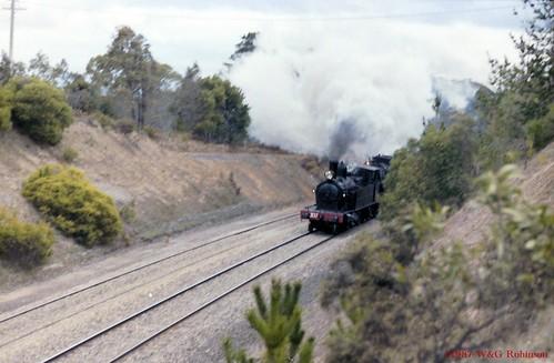 3137 and 5910 near Penrose, 1987