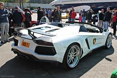 Lamborghini Aventador LP700-4 Roadster (CA Photography2012) Tags: auto ca car museum photography italian italia day 4 convertible automotive spyder exotic lp modified 700 lamborghini ks1 supercar sportscar roadster v12 brooklands lambo flagship 2014 hypercar aventador lp700 lp7004