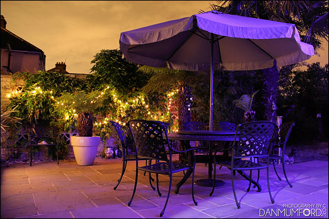 Our Patio...