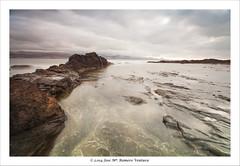 Confital II (JoseMRV) Tags: sunset sea cloud water atardecer mar agua stones nubes rocas