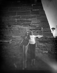 Long Legs (zerotolerenc) Tags: film florida pinhole 4x5 expired staugustine wheehamcams wheeham