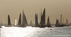 Round the Island Race 2014 (leightonian) Tags: uk island boat sailing unitedkingdom yacht isleofwight solent gb isle cowes wight iow roundtheislandrace
