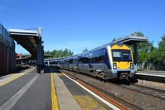 Translink NI Railways 3006 (Will Swain) Tags: belfast central station 18th june 2014 northern ireland railways irish north transport travel train trains ni nir translink 3006