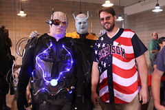 Sky Sox Star Trek night 2014