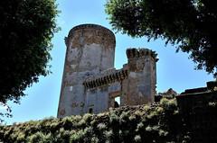 Nepi_7 (Dubliner_900) Tags: tamron1750mm28 nepi gate campanile tower castello castle d7000 nikon