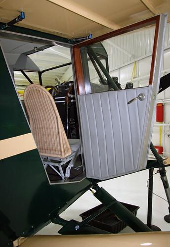 Travel-Air 10-D (N418N) A Peek Inside the Cabin