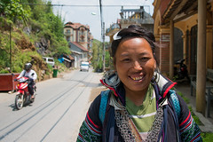 ethnic (Zvetkova) Tags: travel travelling nikon southeastasia northwest market group vietnam tribe ethnic dao sapa hmong d800 follower fansipan locaiprovince sapadistrict