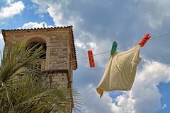 Gulliver's Travels - Kotor (nedostupnapolja) Tags: blue sea summer sky sun holiday tourism beach nature water beautiful bay coast europe mediterranean view horizon gulliver journey swift horizont adriatic montenegro kotor