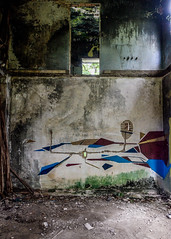 Kep (tim willems) Tags: graffiti cambodia kep villas sixties urbex