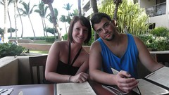 250549_221593277859924_100000277611648_879225_1753141_n - Copy (lizmccarty) Tags: liz me hawaii maui will 2011