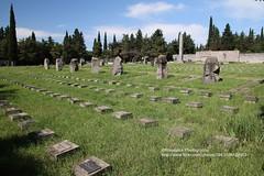 Tbilisi, Kukia War Cemetery (blauepics) Tags: city friedhof cemetery georgia war krieg stadt caucasus russian tbilisi victims russische kaukasus tiflis opfer georgien kukia