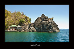 Matu Point 8441s (~Tavistock~) Tags: seascapes anilao 2014