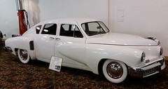 1948 Tucker (D70) Tags: california usa 1948 sedan model collection tucker 48 the sylmar nethercutt