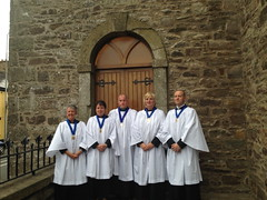 Parish Readers (Garibaldi McFlurry) Tags: church parish john bishop anglican stole robes mcdowell surplice readers clogher churchofireland cassock ballinamallard chimere rochet anglica magheracross dioceseofclogher aghavea parishreaders rossorry bishopjohnmcdowell bishopofclogher