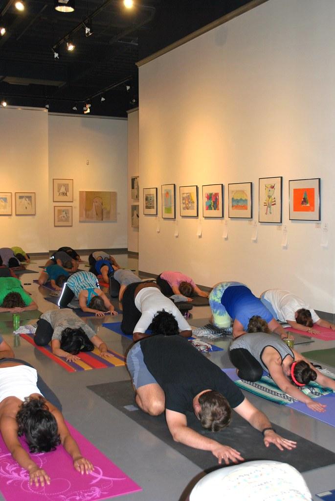 yoga @ sam