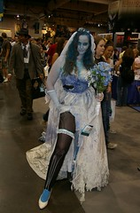 SDCC 2007 0625 (Photography by J Krolak) Tags: costume cosplay masquerade comiccon sdcc corpsebride sandiegocomiccon sandiegocomiccon2007 sdcc2007