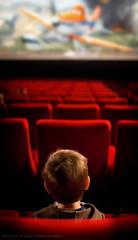 Fascination... (Sylvain_Latouche) Tags: cinema dusty movie child planes fascination alix sylvainlatouche
