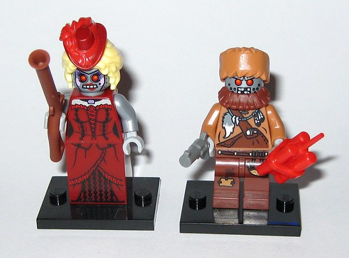 New Lego Movie Minifigures 71004 Calamity Drone