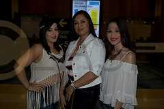 0048. Zoe Guerrero, Marisol Castañeda y Valerie Garza.