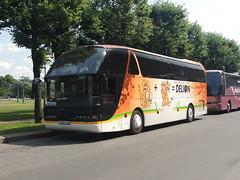 DSCN9072 Klos, Chuvashia В 616 ОХ 21 (Skillsbus) Tags: france buses nanterre russia coaches starliner delion neoplan autocars keolis autocarsdelion deliontourisme