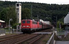 germany - db 140 799-8 mettlach 14-8-14 JL (johnmightycat1) Tags: deutschland eisenbahn railway saarland