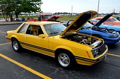 1979 Ford Mustang (Adventurer Dustin Holmes) Tags: cars ford car automobile vehicles vehicle mustang fordmustang 1979 automobiles carshow sportscar sportscars fastcars fastcar sportcar carshows sportcars 2014carshow 2014carshows