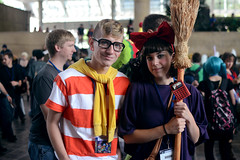 Kiki's Delivery Service (666spacecowboy666) Tags: anime 21 cosplay baltimore delivery service otakon 2014 kikis tumblrpic