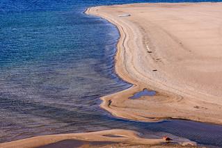 Tundra beach