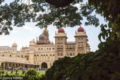 Mysore Palace (HenryHutter) Tags: travel india holiday rural native indian culture palace nomad karnataka hindu mysore hindi