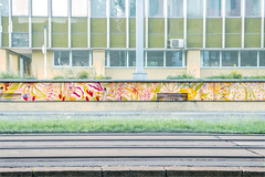 PULSE LINE (zozoros) Tags: prague praha praga suburbs sobborghi pulseline