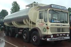AEC Mammoth Major tanker BAK499L (Shaun Ballisat Transport Photography) Tags: classic truck vintage major lorry commercial mammoth vehicle vans trucks van tanker bak lorries aec ergomatic 449l bak449l ergomatyic