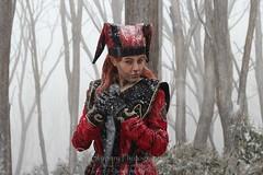 IMG_9194 (Dezmin) Tags: snow ice forest dark jester cosplay loki brotherhood cicero mx nord assassin eloquent skyrim