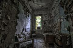 DSC_3689 (Ray Skwire) Tags: abandoned hospital newjersey crazy nikon decay nj ghosts dust peel decrepit asylum remains hdr psychiatrichospital insaneasylum lunatics northjersey photomatix sigma1020 nikond7000