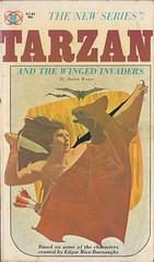 tarzan-WINGED-INVADERS-1965 (The Holding Coat) Tags: tarzan edgarriceburroughs charlton jackendeweldt bartonwerpergoldstarbooks