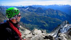 (! HoliShoes _____________) Tags: alpinismo montagna bianco montblanc cima montebianco arrampicata valdaosta rifugiotorino marbrèe