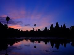 Sunrise at Angkor Wat - 004