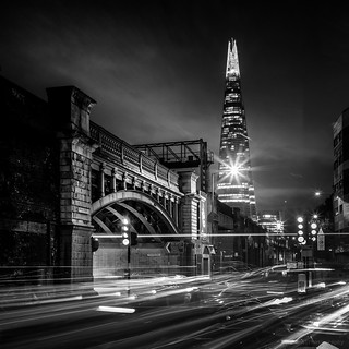 Tower Bridge Rd - Shard