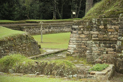 Iximche palace (Tanya Mariposa) Tags: archaeology landscape ruins maya guatemala iximche chimaltenango tecpan kakchiquel