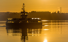 Halifax Ferry (Gary Grout Photography) Tags: light ferry nikon novascotia halifax goldenhour omot