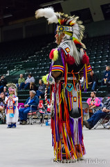 NAIA Pow Wow (SirFranklinHudson) Tags: usa chicken wow dance montana butte native indian north nativeamerican american pow association naia powwow blackfoot salish kootenai chickendance salishkootenai northamericanindianassociation