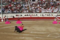 Juan Jose Padilla corrida Bziers 2010 (louis.labbez) Tags: sable feria cape arenas combat corrida toro temporada padilla matador taureau corne arnes bziers tauromachie muletta afficionados labbez torer