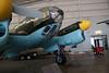 CASA_2.111E_Heinkel_He_111H-16_KG.51_RNose_CFM_7Oct2011 (Valder137) Tags: museum casa dallas texas aircraft aviation flight heinkel cavanaugh he111h6 2111e