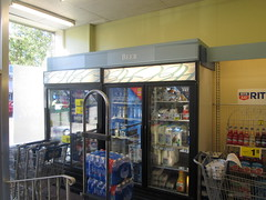 Frozen Food (Random Retail) Tags: ny retail store cuba pharmacy former recycle riteaid eckerd reuse frozenfood 2014