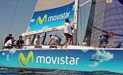"""El """"Movistar"""" lider del Trofeo Príncipe de Asturias"""