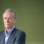 Martin Amis at the Edinburgh International Book Festival
